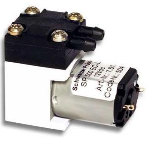 德国SP200EC-LC-L偏心隔膜水泵