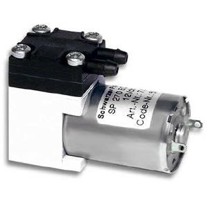 德国SP270EC-LC偏心隔膜气泵