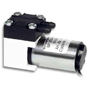 德国SP270EC偏心隔膜气泵