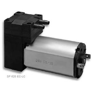 德国SP625EC-LC-VD偏心隔膜气泵