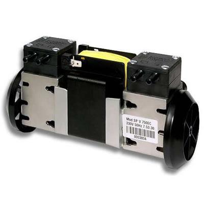 德国SPV700EC-TH-VD(AC)偏心隔膜气泵