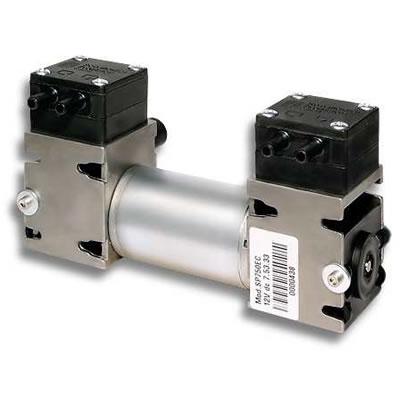 德国SPV700EC-TH-VD(DC)偏心隔膜气泵