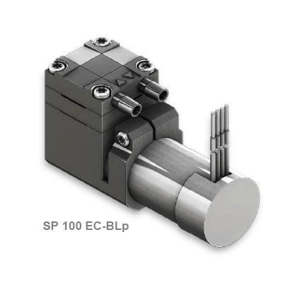 德国SP100EC-BLp偏心隔膜气泵
