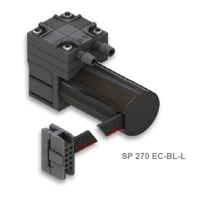 德国SP270EC-BL-L偏心隔膜水泵