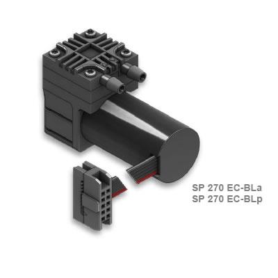 德国SP270EC-BL偏心隔膜气泵