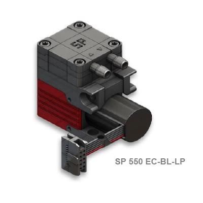 德国SP550EC-BL-LP偏心隔膜水泵